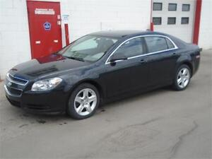 2012 Chevrolet Malibu LS -- No Accidents -- $9995