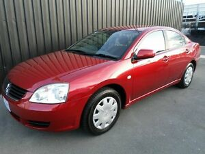 2005 Mitsubishi 380 ES Maroon 4 Speed Automatic Sedan Chifley Woden Valley Preview