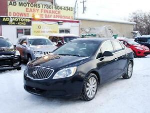2014 BUICK VERANO LEATHER AUTO LOADED 62K-100% APPROVE FINANCING