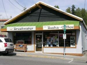 Spectacular Commercial Rental on Marine Drive Powell River