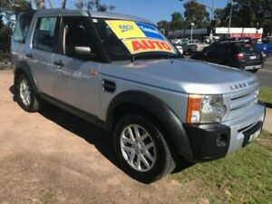 2007 Land Rover Discovery 3 SE Silver 6 Speed Sports Automatic Wagon Ferntree Gully Knox Area Preview