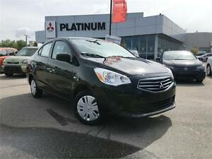 2017 Mitsubishi Mirage G4 ES | 10 Year 160,000 KM Warranty