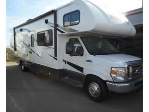 2016 FORESTER 3051 SF CLASS C MOTORHOME