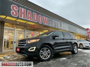 2015 Ford Edge SEL 5 PSGR -6CYL -KEYLESS -BLUETOOTH