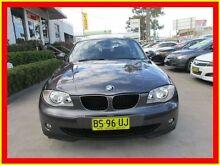 2005 BMW 118i E87 Grey 6 Speed Automatic Hatchback North Parramatta Parramatta Area Preview