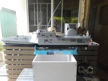 RC Model Boat - USS Independence LCS2