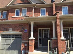 Large 3 BDRM Townhome For Rent in Waterdown from Sept 1 2018