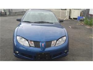 2003 PONTIAC SUNFIRE ETESTTED AND SAFETY AUTO AIR SMOOTH RIDE