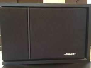 Bose speakers x 2 Caloundra Caloundra Area Preview