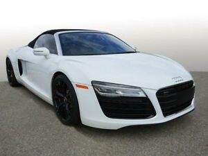 2015 Audi R8 4.2 V8 quattro 7sp S tronic   Quilted Leather Pack