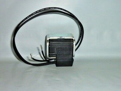 Parker Solenoid Coil With Lead Wire Cap012l Ca Series Super Coil 58 Id 12 Vdc