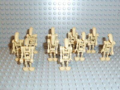LEGO® Star Wars 3x Figur Battle Droid sw0001c aus Set 7662 9515 7929 75058 K453