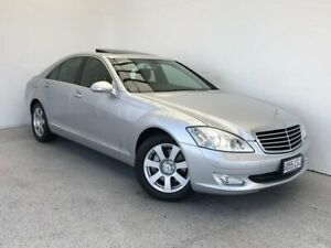 2006 Mercedes-Benz S-Class W221 S350 Silver 7 Speed Automatic Sedan Mount Gambier Grant Area Preview