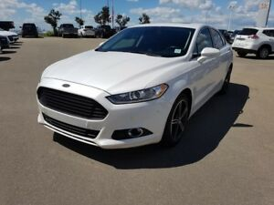 2014 Ford Fusion AWD SE LEATHER $16888 Navigation (GPS),  Leathe