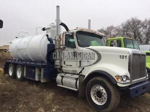 2004 INTERNATIONAL 9900i VAC TRUCK