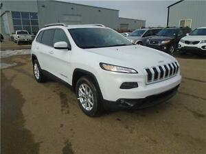 2016 Jeep Cherokee 2016 Jeep Cherokee North White
