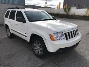 2008 Jeep Grand Cherokee DIESEL north édition