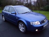 2004 AUDI A4 1.9 TDI SE AVANT ESTATE ### TURBO DIESEL###