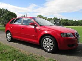 2007 (07) Audi A3 1.6 Special Edition Sportback ***FINANCE ARRANGED***