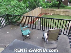 FREE UNLIMITED WIFI ALL INCLUSIVE 2BDRM UPPER w/DECK & PARKING