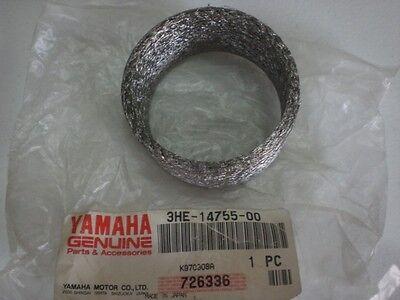 <em>YAMAHA</em> NOS FZR1000600 GTS1000 YZF750  GASKET SILENCER 3HE 14755 0 00