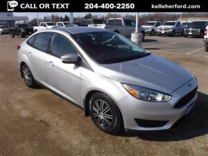2015 Ford Focus SE winter pkg,