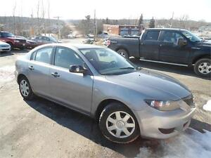 Whole car mazda 3 2006 automatic with air , 168000 km