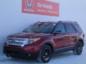 2014 Ford Explorer XLT, LEATHER, NAVIGATION, PANOROOF, 4WD