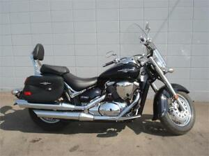 2009 Suzuki Boulevard  C50T WITH FULL ONE YEAR WARRANTY