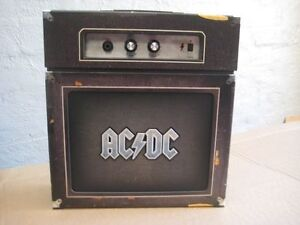 AC/DC Backtracks - Collector's Edition Deluxe Box Set - WORKING AMPLIFIER - NEW