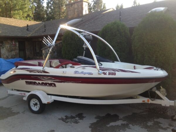 Used 2001 Sea Doo/BRP Challenger 1800