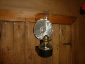 Antique Oil Lamp.....Timmins Area Delivery