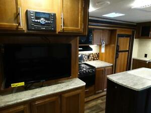 Bunkhouse RV Trailer with Dinette on Awning Side! Kitchener / Waterloo Kitchener Area image 11