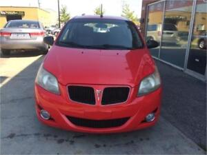 PONTIAC G3 WAVE MANUELLE 2009 TOIT OUVRANT FULL EQUIPE