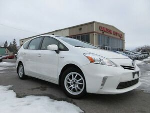 2012 Toyota Prius V, LEATHER, ROOF, NAV, BT, LOADED!