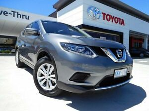 2015 Nissan X-Trail T32 TS (4x4) Grey 6 Speed Manual Wagon Greenway Tuggeranong Preview
