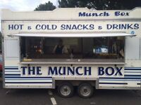 Catering Van , Burger Van , Ready to Trade Comes with so many extras