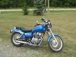 SOLD  2009 Honda Rebel Motorbike