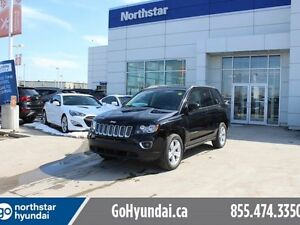 2016 Jeep Compass High Altitude Leather Sunroof