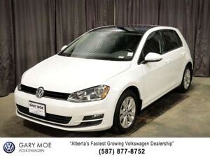 2015 Volkswagen Golf Manual Comfortline TDI *$185 B/W