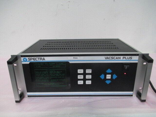 Spectra Vacscan Plus Gas Lab Analyzer, Leda-Mass, 415683