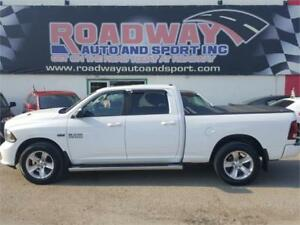 2014 Ram 1500 Sport 4X4 NAV SUNROOF LEATHER