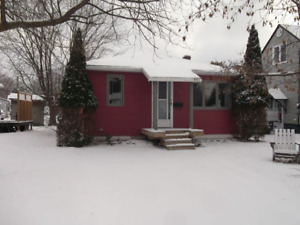 Renovated 2 bed 1 bath home for rent in Fort Frances - REDUCED !