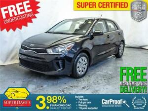 2018 Kia Rio 5 LX Plus *Warranty* $108.52 Bi-Weekly OAC