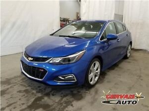 Chevrolet Cruze Hatchback Premier RS Cuir MAGS 2017