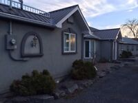 Waterfront house on the St Lawrence for rent