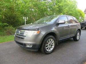 $119 bi weekly oac! 2010 FORD EDGE AWD!!! NEW BRAKES ALL AROUND