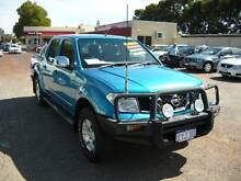 2007 Nissan Navara Ute Collie Collie Area Preview