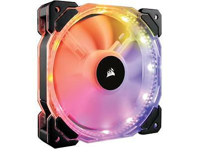 Corsair HD Series, HD120 RGB LED, 120mm High Performance Individually Addressabl