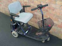 Ultra lite 355 Mobility Scooter with charger vgc pwo £150
